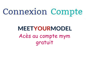 Compte meet your model