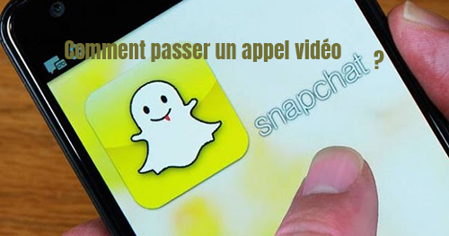 passer appel video snap