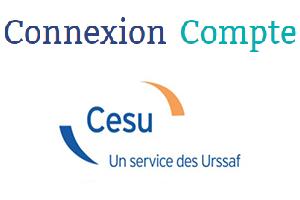 login sur www.cesu-urssaf.fr espace employeur