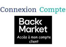 Se connecter au compte client Back Market