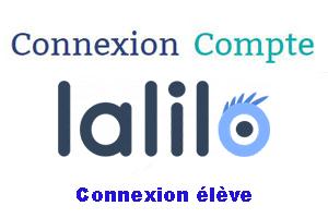 Se connecter au site Lalilo