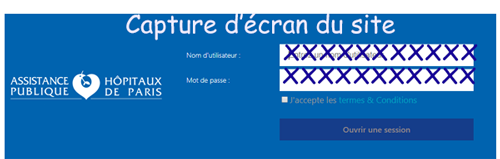 Accéder à courriel.aphp.fr