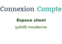Crédit Moderne accès client