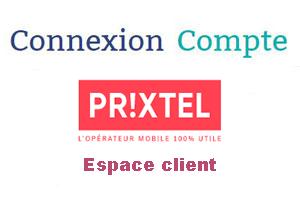 Connexion Espace Client Prixtel