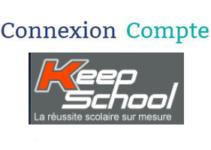 Connexion keepschool enseignant