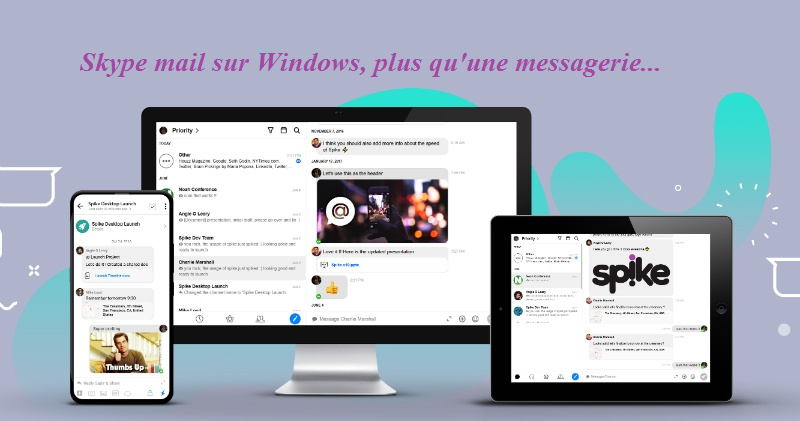 spike mail windows