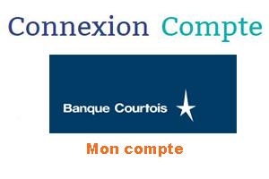 Banque Courtois Particulier Mon compte
