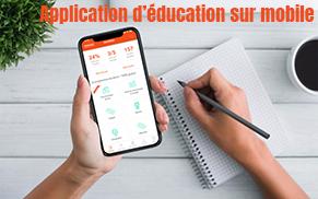 application education sur mobile gratuite