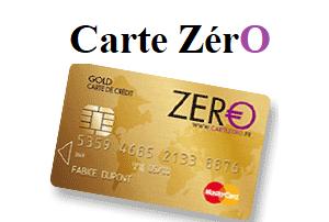 carte eéro gold