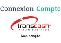 Connexion espace client transcash