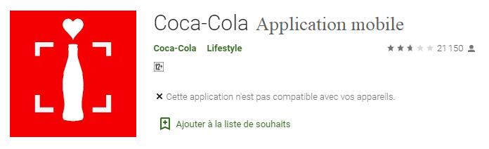 mon compte coca-cola