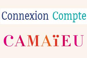 connexion compte camaïeu