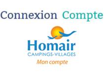 Homair ma réservation espace client