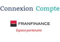 Connexion au compte partenaire Franfinance