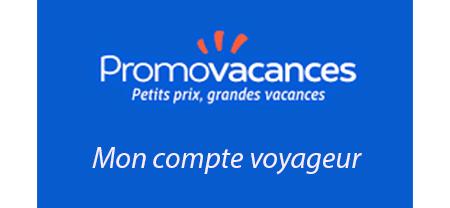 Accès au compte voyageur Promovacances