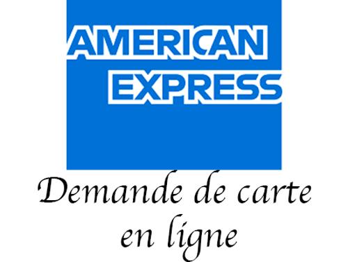 Obtenir la carte american express gratuite