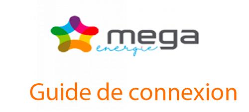 Accès au compte Mega Energie