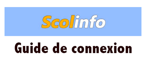 scolinfo connexion
