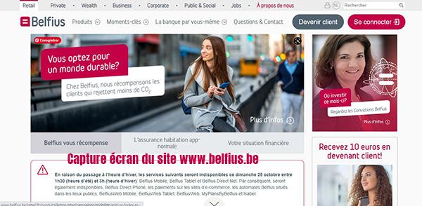 belfius banque belge