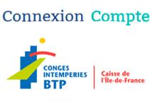 Connexion à l'espace salarié cibtp idf