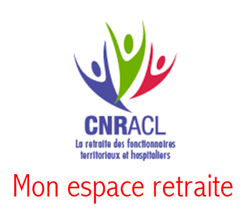 Accès à cnracl.fr espace retraites