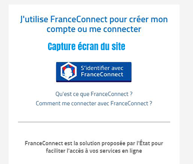 france connect retraite