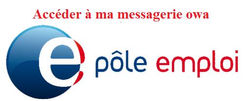 websso-externe.pole-emploi.net (messagerie intranet pole emploi)