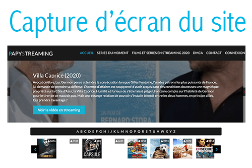 Papystreaming nouvelle adresse 2020