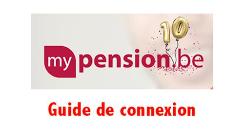 mypension s'identifier