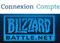 Accès au compte Blizzard