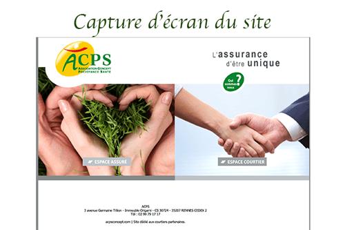 Acps authentification