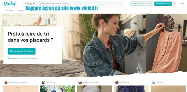 vide dressing en ligne