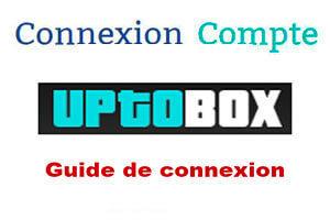 Uptobox nécessite un compte