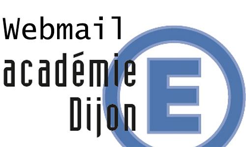 ma messagerie Académie Dijon