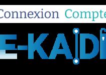 Se connecter à E-kaidi