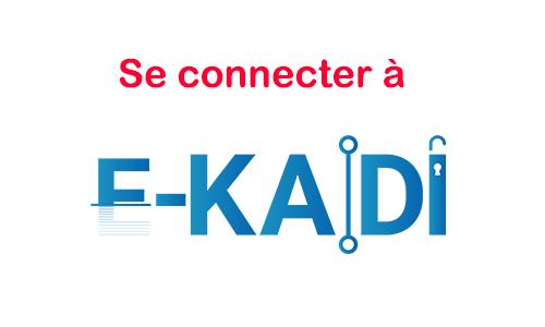 Ekaidi se connecter