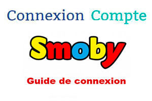 Connexion à mon espace client smoby shop