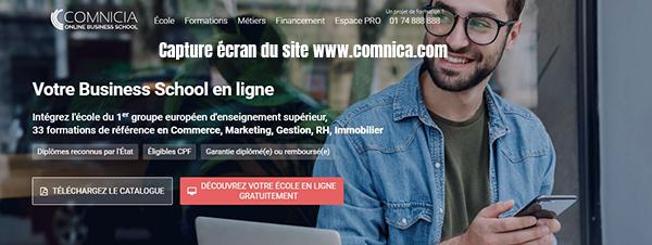 business school en ligne