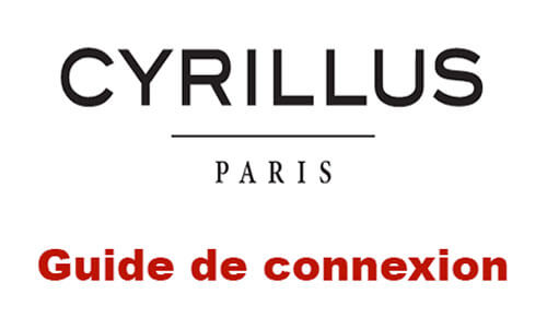 Connexion cyrillus mon compte client