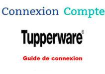 Accès compte tupperware conseillère
