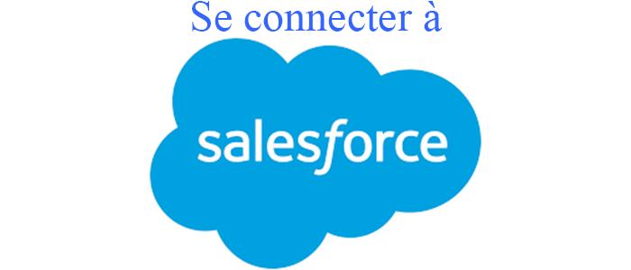 Salesforce Se connecter