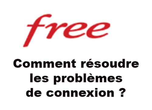 impossible de se connecter au compte free mobile
