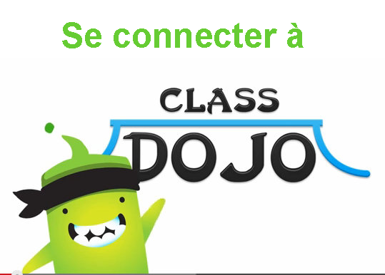 Class Dojo se connecter
