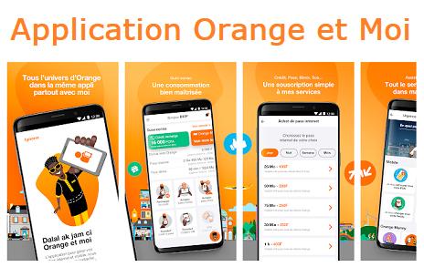 Espace abonné Orange et Moi